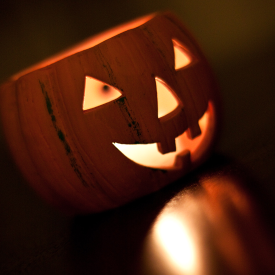 Jack-O-Lantern by KeriFlur, on Flickr